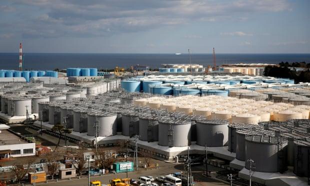 Јапонија испуштa милион тони контаминирана вода од Фукушима
