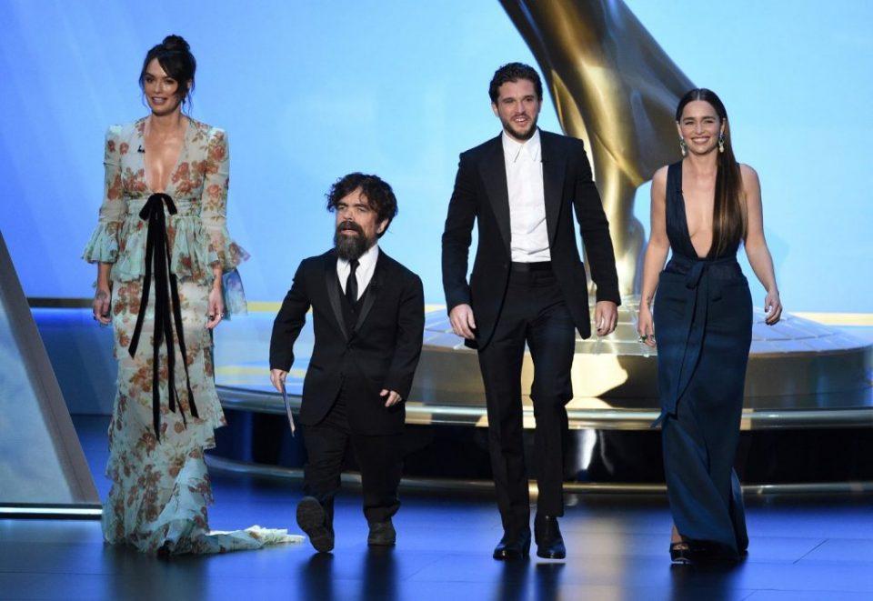 """Доделени """"Еми"""" наградите за 2019: Најдобра драма """"Игра на престолите"""""""