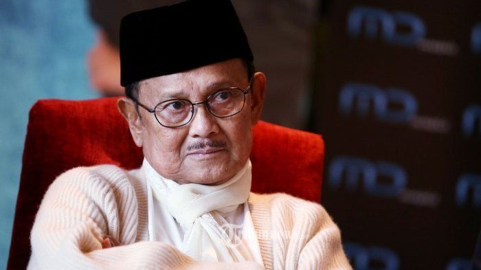 Почина поранешниот индонезиски претседател Хабиби
