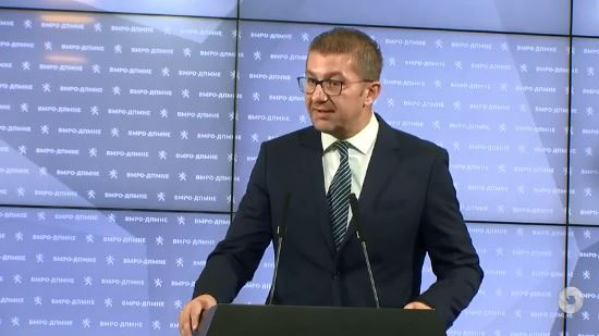 """Мицкоски со детали: Заев сакаше """"Рекет"""" да остане кај Рускоска и сакаше новиот оддел да не ги гони досегашните скандали на Заев и Владата"""