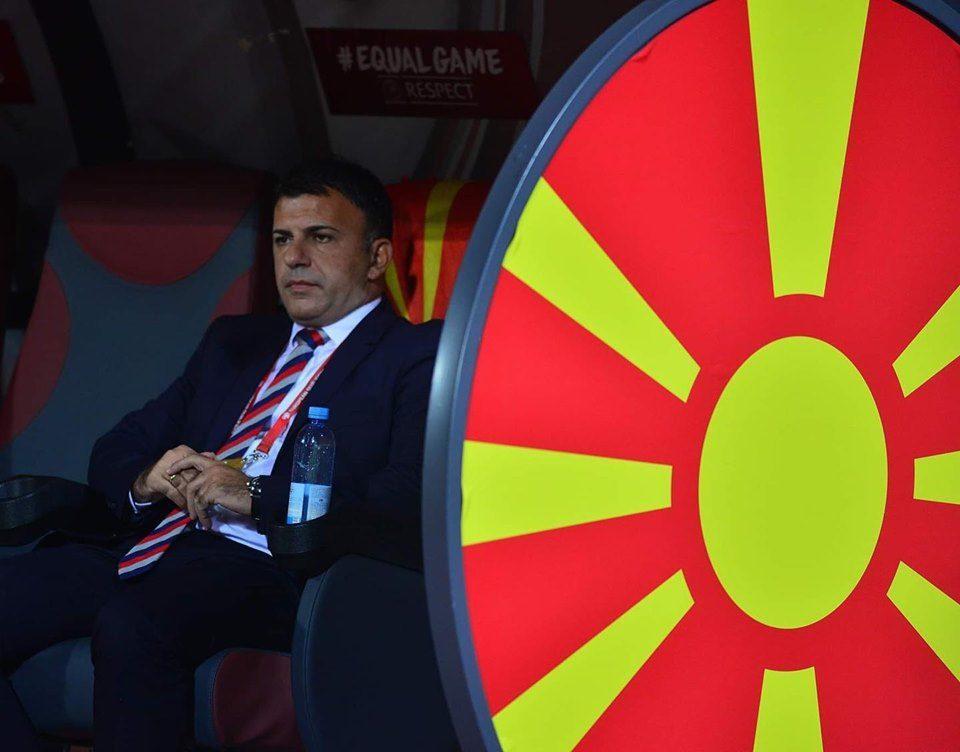 Ангеловски верува во шанса за второто место во квалификациите
