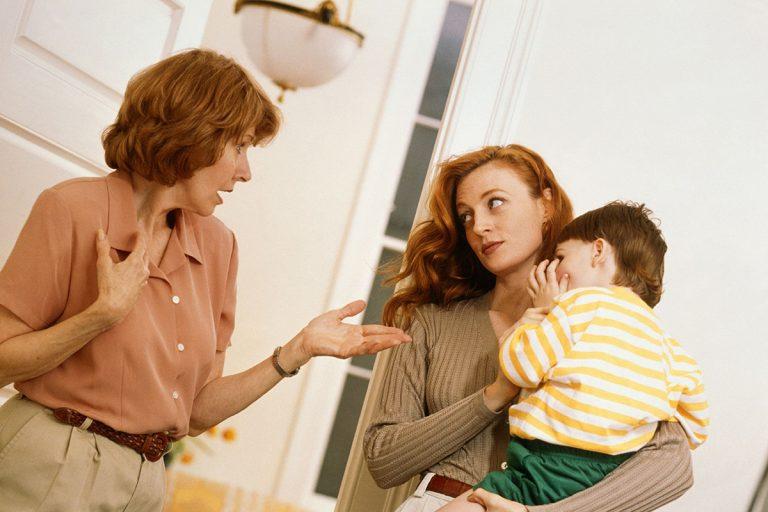 Што да направите ако не се согласувате со родителите на партнерот?