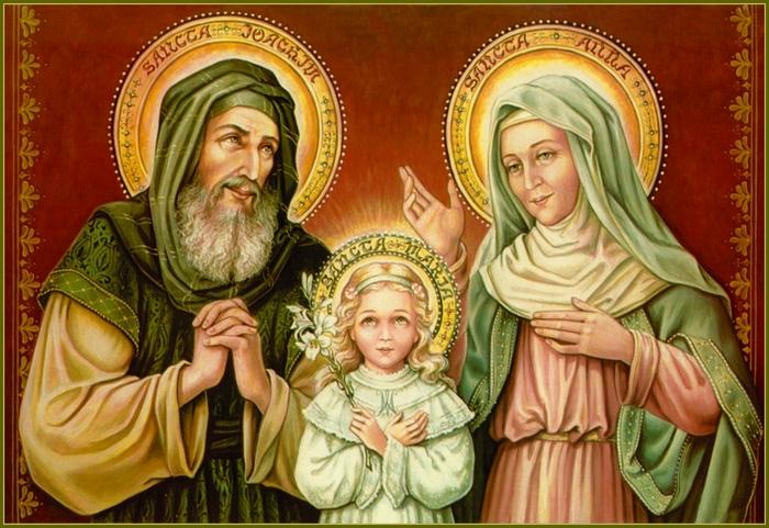 Денеска е Свети Јоаким и Ана