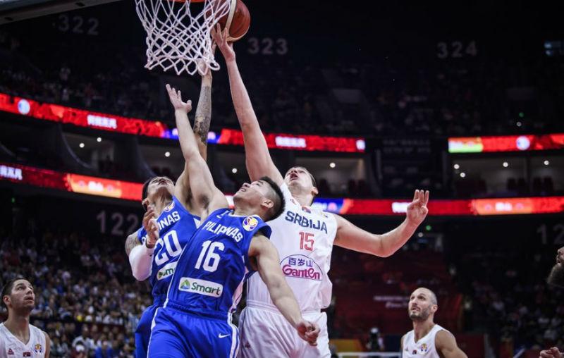 Затоа е земја на кошарката: Србија го прегази Филипини! (ФОТО)