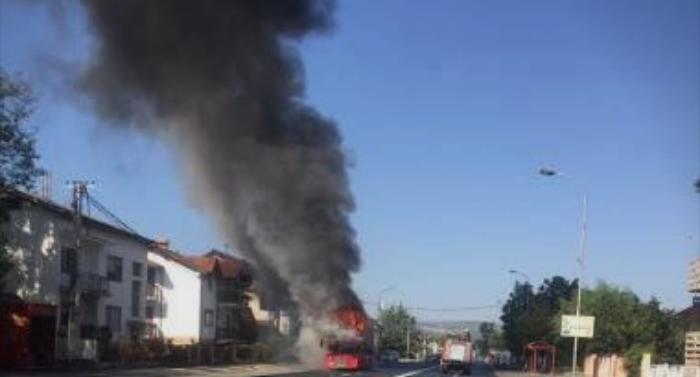"""""""О2 Иницијатива"""": Автобусите на ЈСП не само што загадуваат, туку се ризик и по животот на тие што се возат во нив"""
