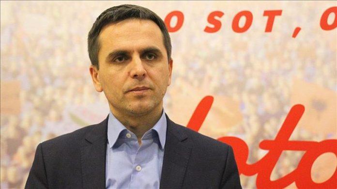 Касами: Албанците ништо не добија од тоа што Џафери е претседател на Собрание