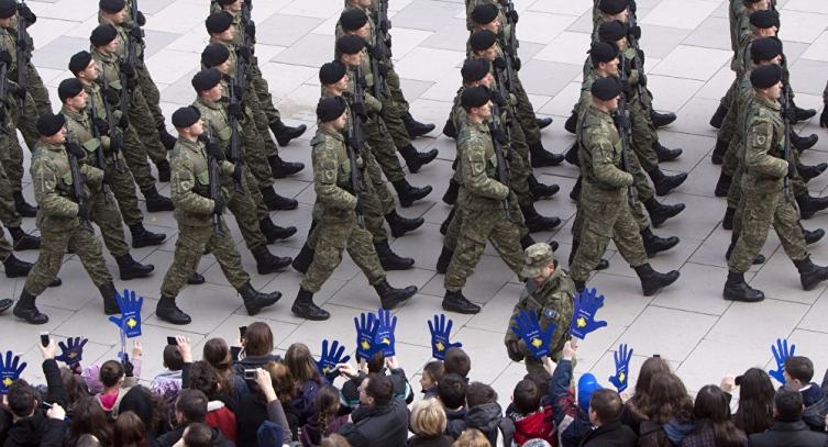Германија со 500.000 евра помош за косовските безбедносни сили