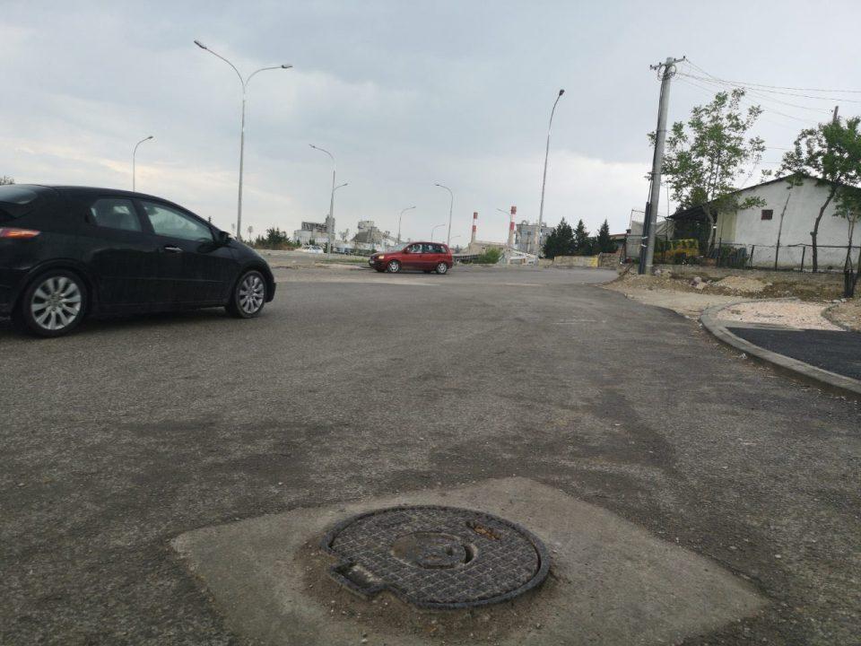 До Припор и Сопиште во следните 10 дена по споредна улица, се затвора патот за сообраќај кај Енергосистем