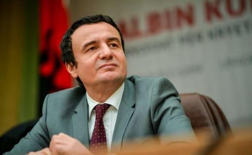 Курти ја одби поканата на Хоти за лидерски форум за дијалогот со Србија