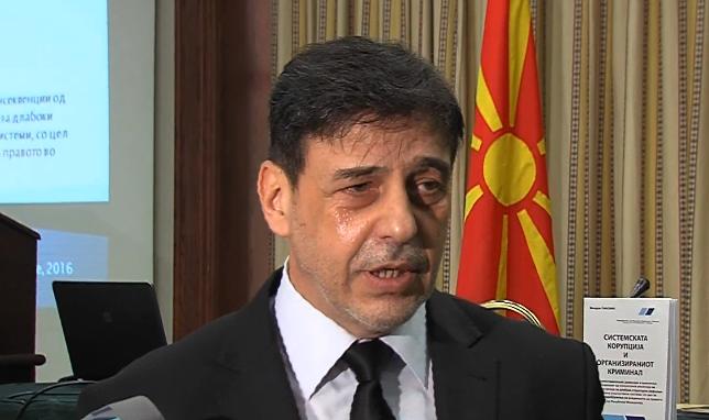 Професорот Миодраг Лабовиќ поднесе оставка од Советот за реформи во правосудството