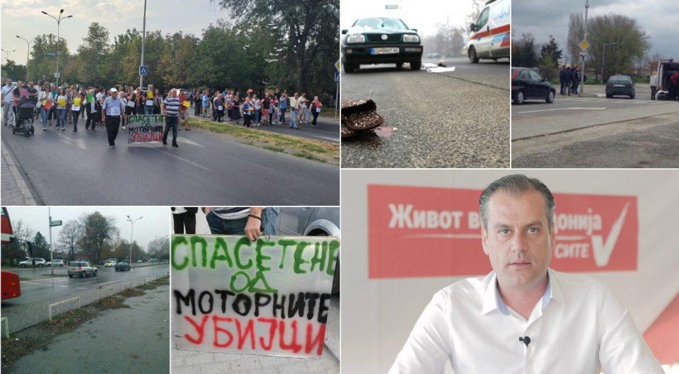 Лисичани стравуваат за безбедноста на своите деца: Марин бега од сопствените лажни ветувања! (ФОТО)