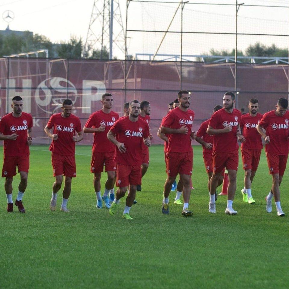 Македонската репрезентација вечер гостува во Израел