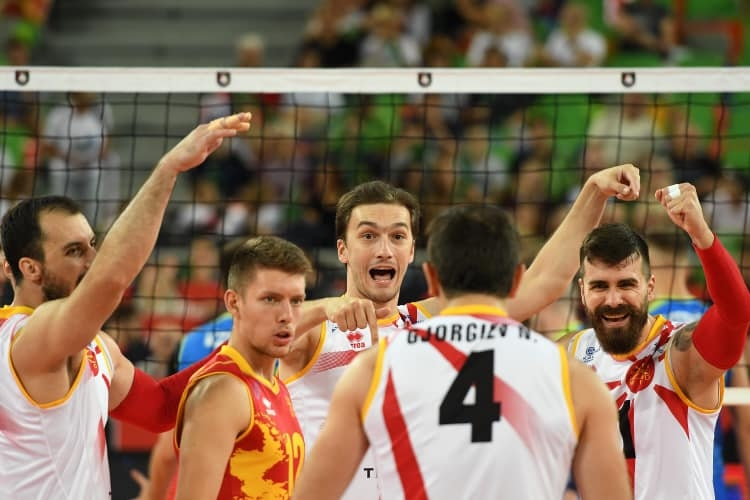 Македонија има нови херои, одбојкарите ја победија и Словенија!