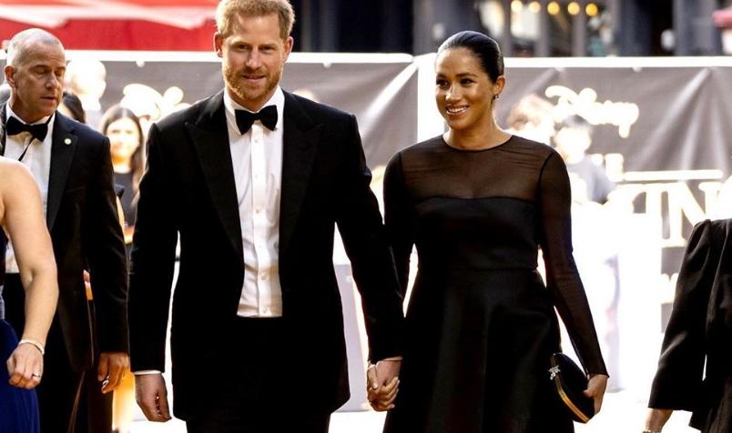 Силни емоции: Еве како Меган му го честита роденденот на принцот Хари (ФОТО)