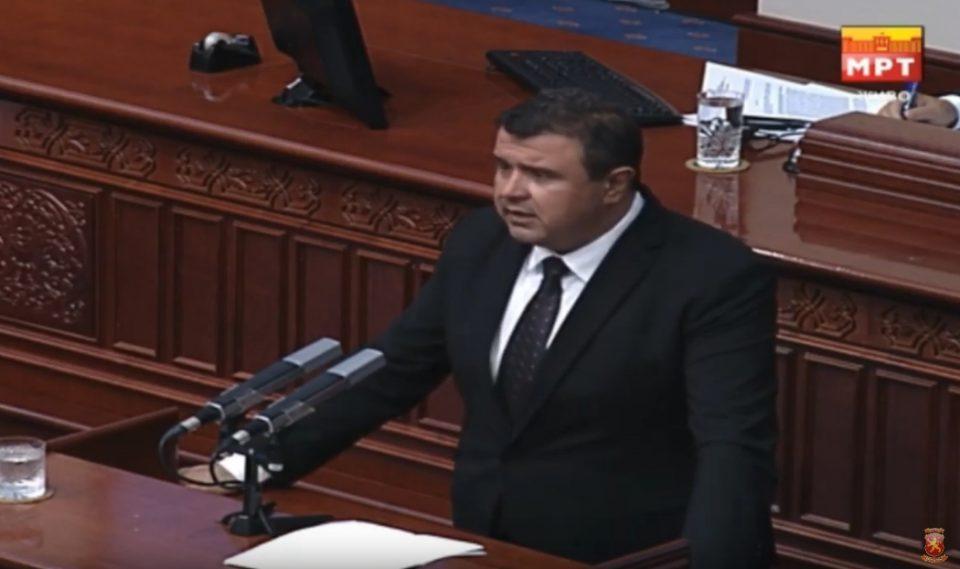 Мицевски: СДСМ застана во одбрана на криминалите на Катица Јанева
