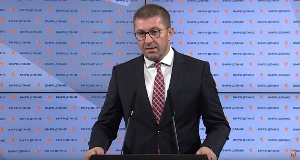 Мицкоски со детална анализа: Веќе трета година се опустошуваат македонската економија и граѓаните