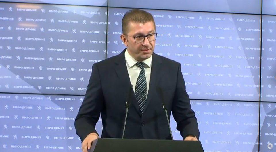 Мицкоски: Секоја држава има своја мафија, само во Македонија мафијата доби своја држава – Обвинителството молчи