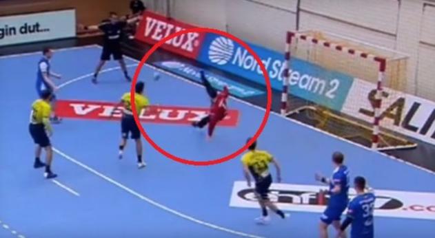ВИДЕО: Митревски го одбрани невозможното против Бидасоа!