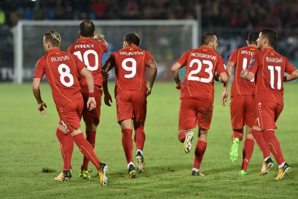 Македонските фудбалери со прогрес од две места на најновата ФИФА ранг листа