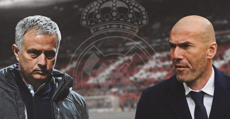 Мурињо ќе седне на местото на Зидан во Реал Мадрид?