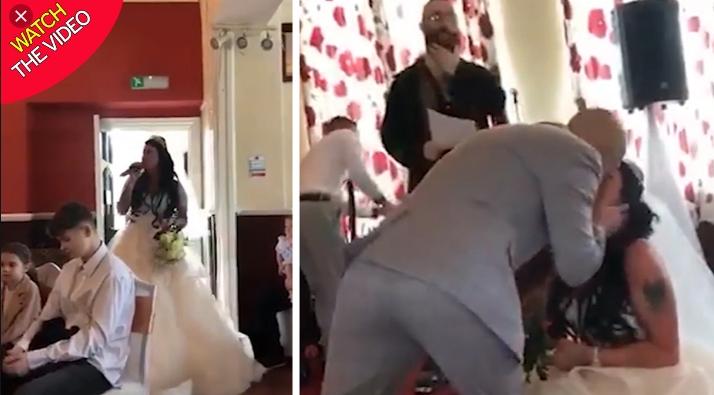Мислел дека ќе му биде кум на пријателот, но кога ја видел невестата доживеал огромен шок (ВИДЕО)