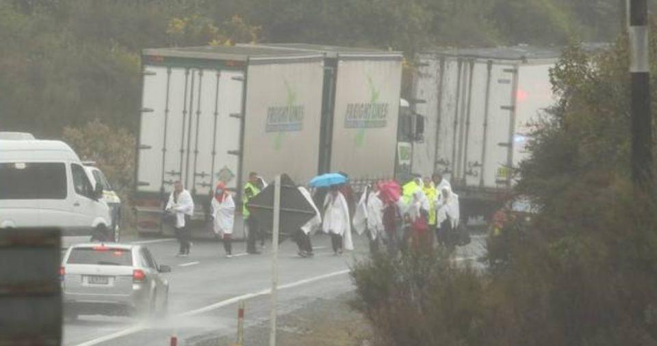 Неколку лица загинаа во автобуска несреќа во Нов Зеланд
