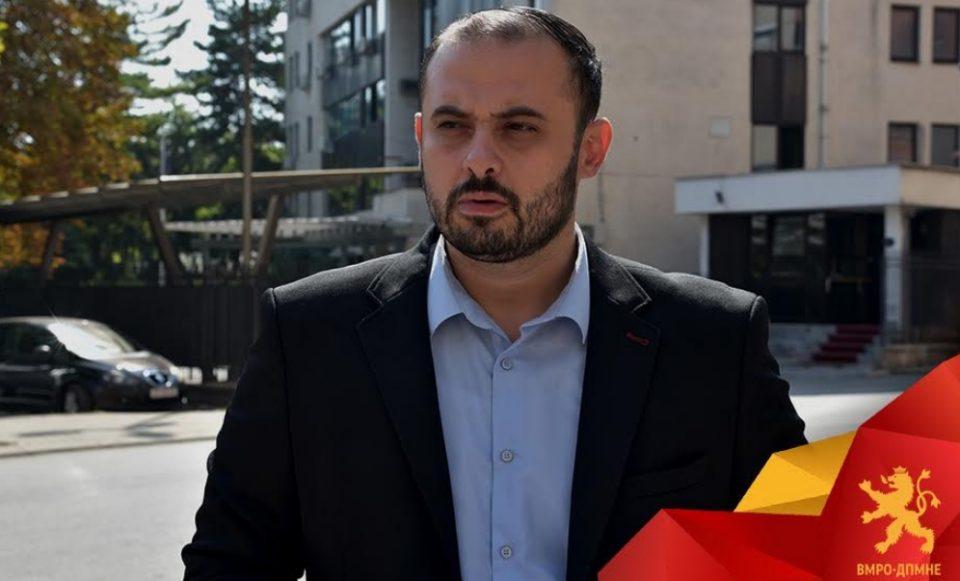 Ѓорѓиевски: Да ангажираш 1000 полицајци, да го кренеш цело МВР на нозе, а да нема ниту еден притворен е тотално ФИЈАСКО