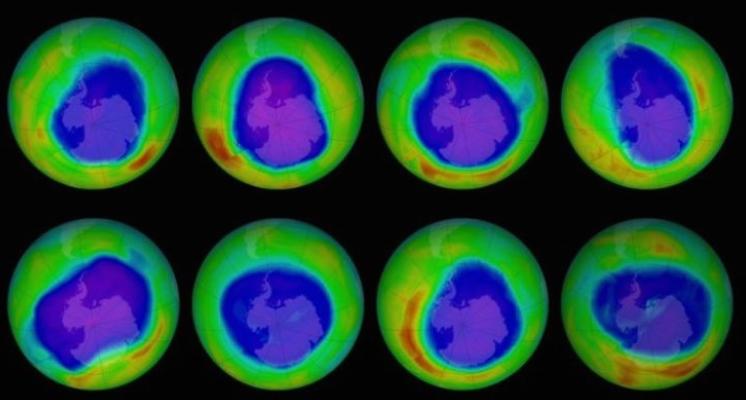 Можно е годинава озонската дупка да биде најмала во последните 30 години