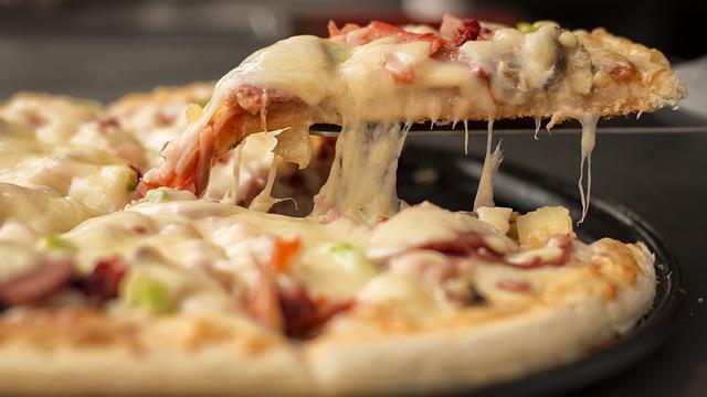 На Рикиардо пицата му помогнала за да победи во Италија