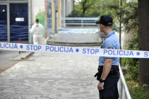 ВИДЕО: Во Хрватска разбојници со динамит разнеле банкомат