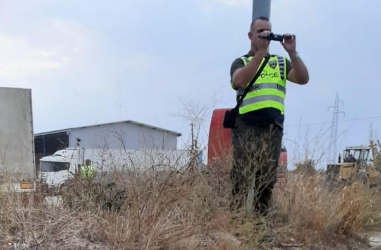 МВР го снима протестот на лозарите, полициска држава на најјако (ФОТО)