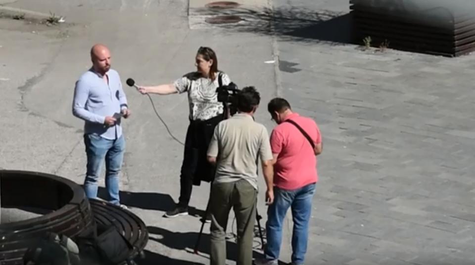 ВИДЕО: Што е она што неможе да се слушне на камерата на СДСМ