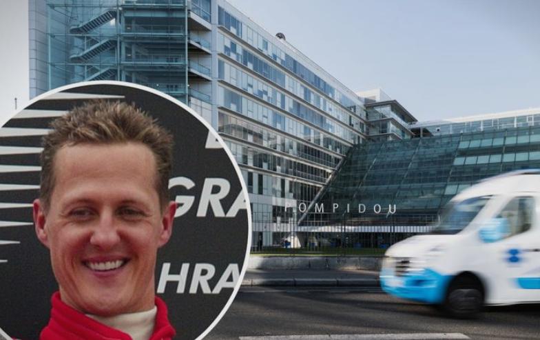 Радосна вест: Шумахер е во свесна состојба, се разбудил од кома!
