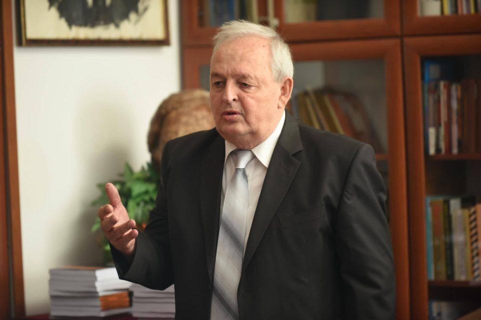 Почина професорот Томе Груевски