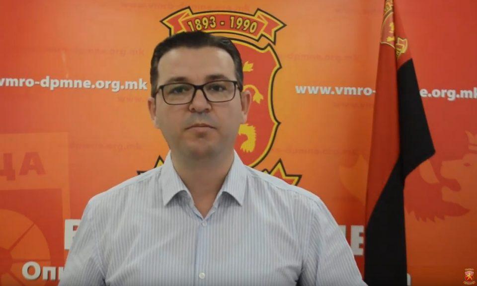 Трупуновски до Николовски: Ти, Трајан и Зоран Заев, сите заедно сте виновни за лошата ситуација во македонското земјоделство!