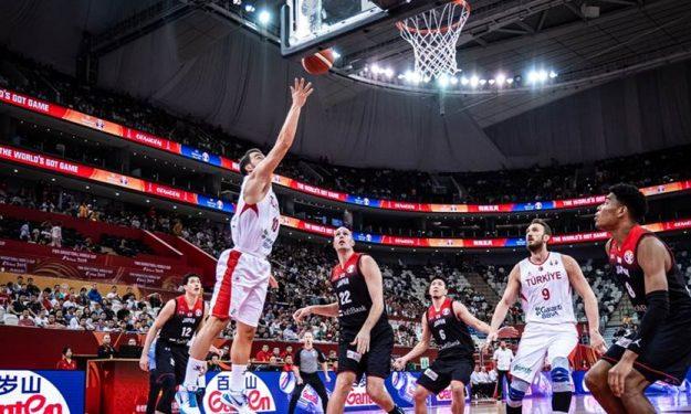 СП во кошарка: Победи на Турција и Доминиканска Република