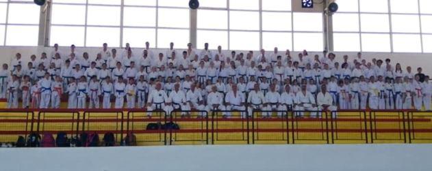Почнаа завршните подготовки за Европското шотокан првенство (ФОТО)