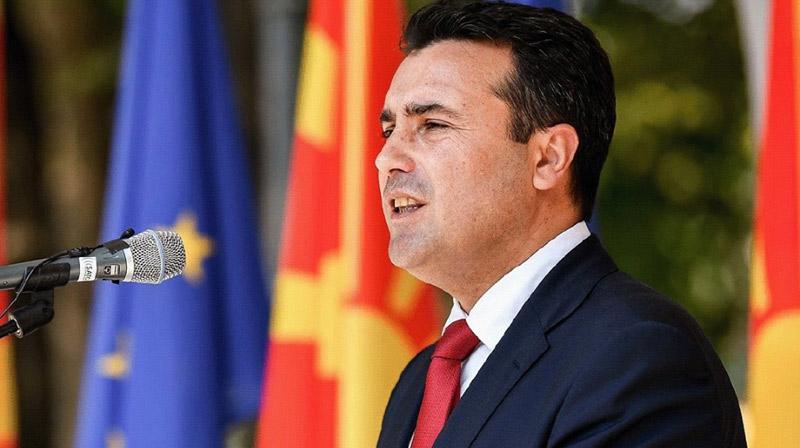 Заев: Храбрите партизани во 1941 го создадоа делото наречено македонска држава