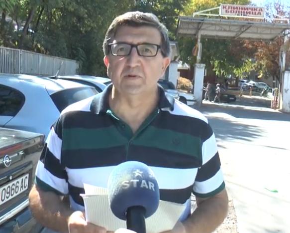 Здравков: Клиничката болница Штип се уште без одговор од каде потекнува заразата на десет лица од Хепатит Ц