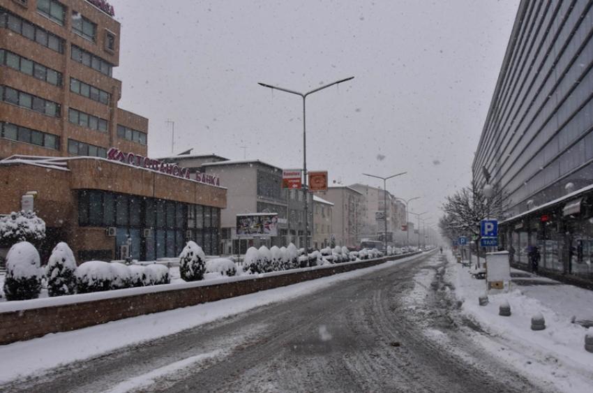 Метеоролозите најавија кога ќе падне првиот снег