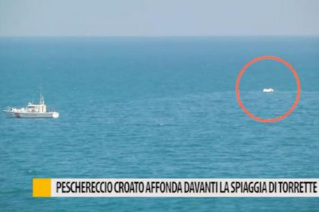 Хрвати тргнале по риба со брод: Заспале, па се разбудиле во Италија- пливале 3 часа за да се спасат