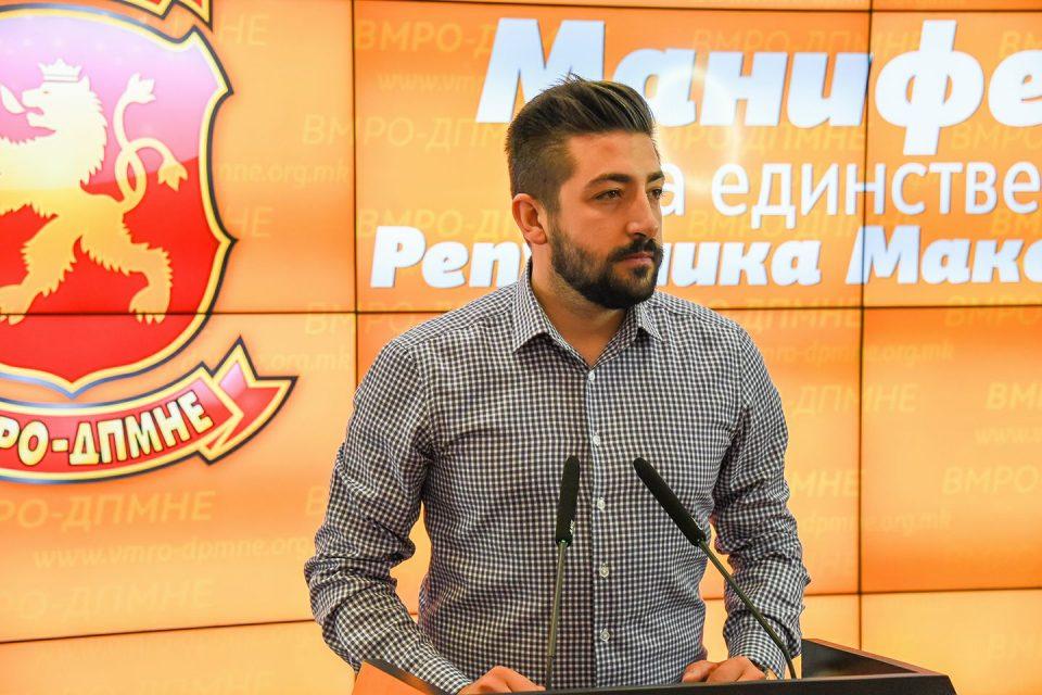 Апостолоски: Наумовски да го објави новоизгласаниот ДУП
