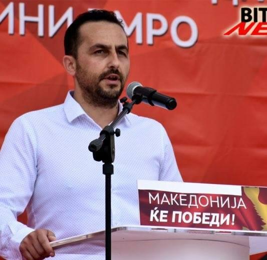 Тошевски: Рекетарската банда на Заев преминува во лошо организирана туристичка агенција