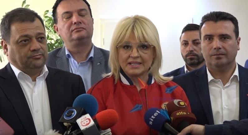 Протест во фабриката на претседателката на Стопнаската комора во Прилеп