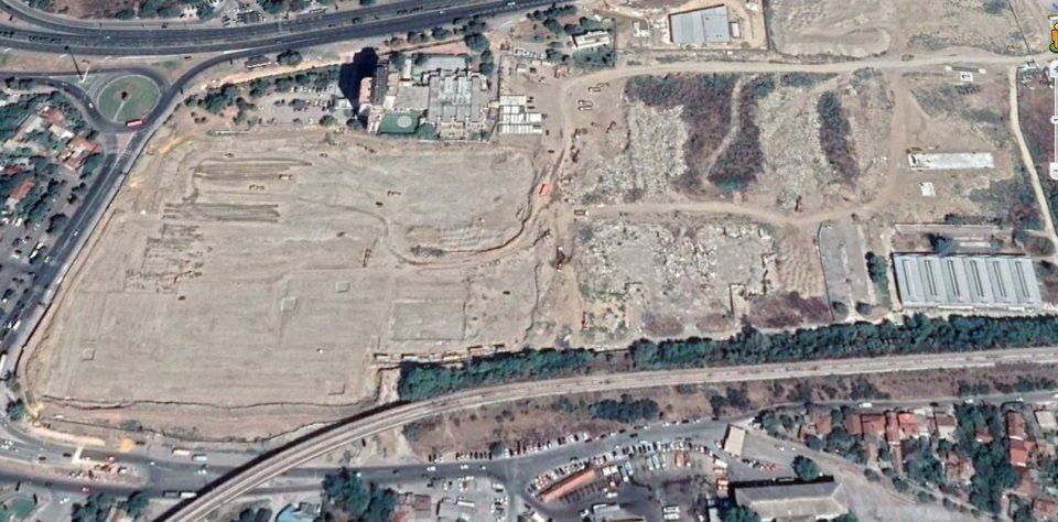 Пред и потоа: Еве колку дрва се исекоа на местото на скопскиот саем поради бизнис интереси и продажбата на истиот