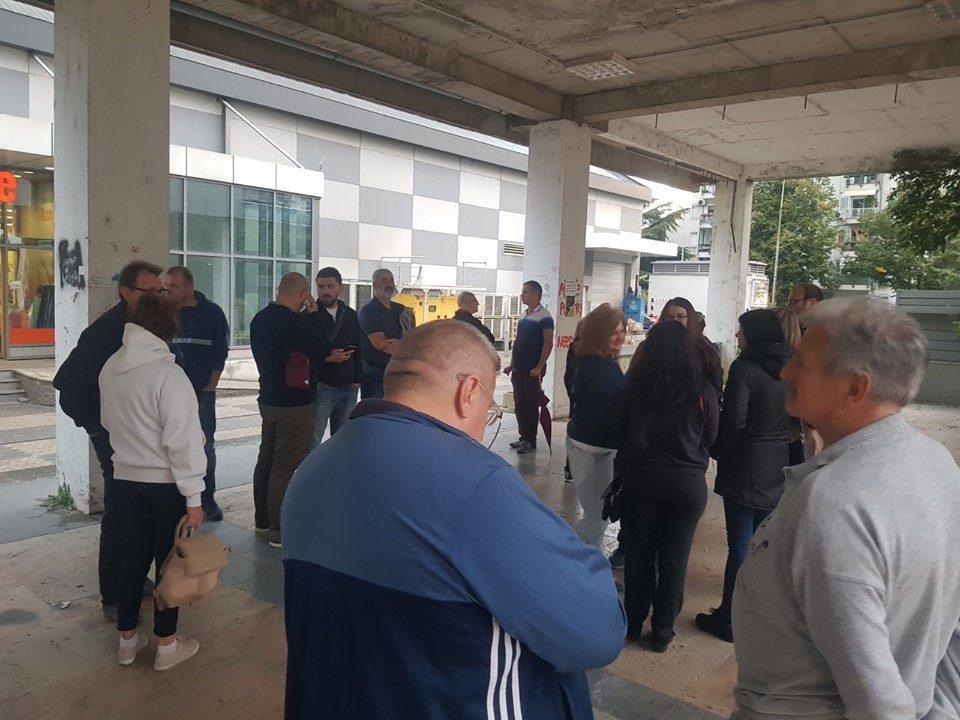 ОК Аеродром ВМРО-ДПМНЕ на средба со граѓани