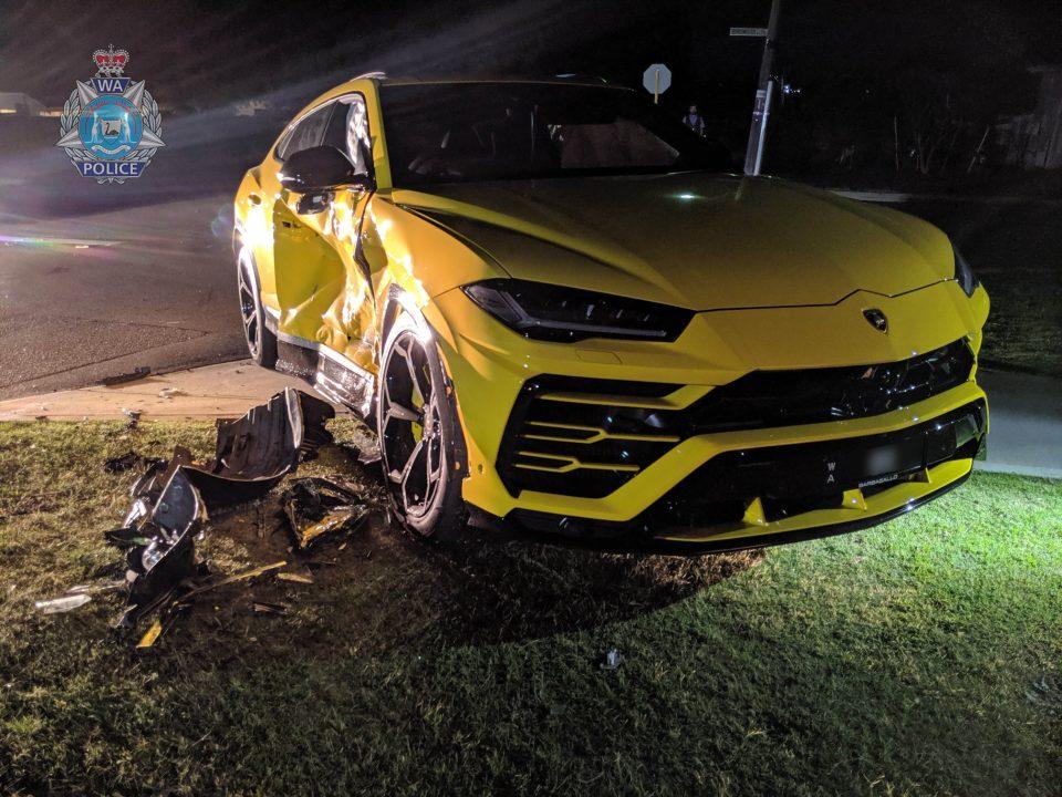 Малолетник украл автомобил па се забил во скапоцено Ламборџини- кога ќе дознае колку пари е никогаш нема да излезе од затвор!