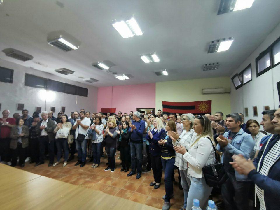 ВМРО-ДПМНЕ ОК Куманово секоја среда ќе организира отворени денови за соработка со граѓаните- идеите и проблемите ќе ги решаваат заедно