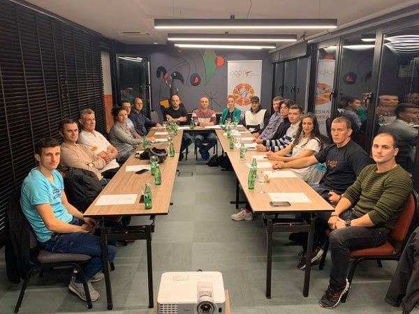 Македонската Таеквондо Федерација ги постави целите за идниот период