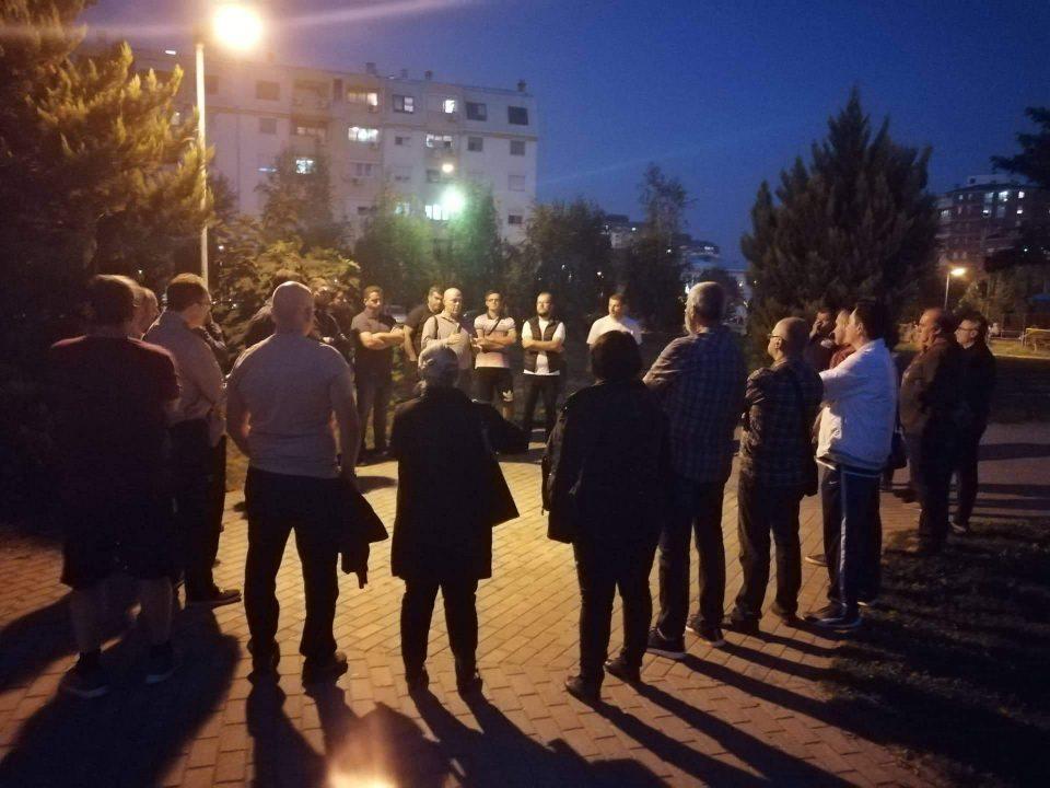 ОК на ВМРО-ДППМНЕ Аеродром на средба со граѓани
